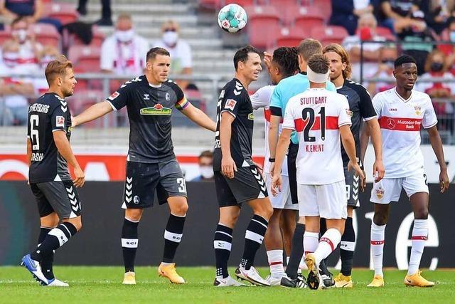 Trotz des Verkaufs von Leistungsträgern ist der SC Freiburg nicht schwächer besetzt