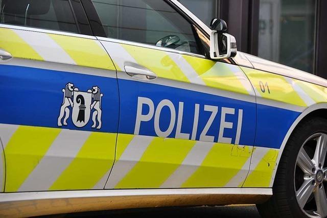 50 Jugendliche sollen in Basel Polizisten angegriffen haben