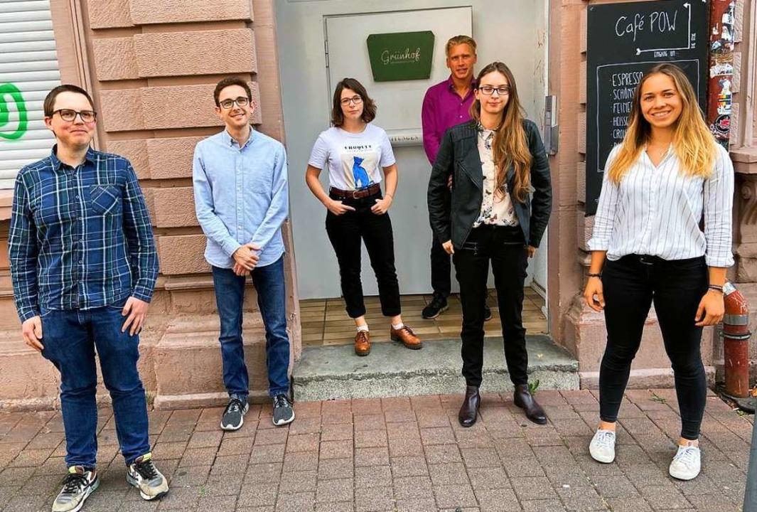 Die Vorstandsmitglieder der Klimaliste..., Jessica Hubbard und Sandra Overlack.  | Foto: Klaus Riesxnger