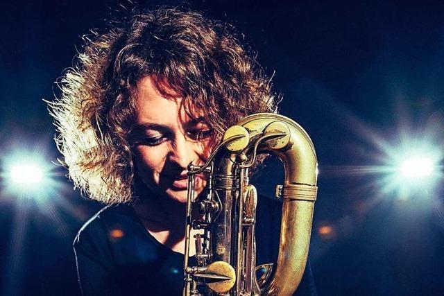 Tini Thomsen's Max Sax beim Jazzfestival abgesagt