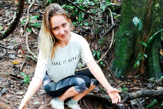 Polizei: Kaum mehr Hoffnung für vermisste 26-jährige Wanderin