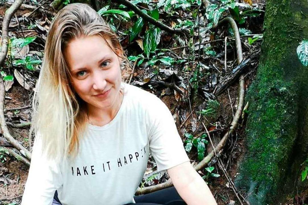Die 26-Jährige wird seit dem 10. September vermisst.  | Foto: Polizei Bad Säckingen