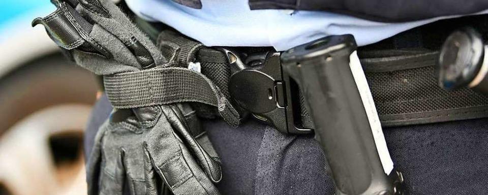 Familienstreit löst Großeinsatz der Polizei in Lottstetten aus