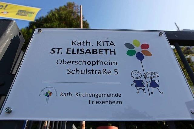 Die Kirche steht im Fall der gekündigten Erzieherin aus Oberschopfheim unter Druck