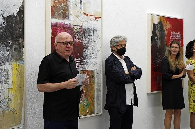 Mit Victor Ramirez auf Zeitreise in der Galerie K