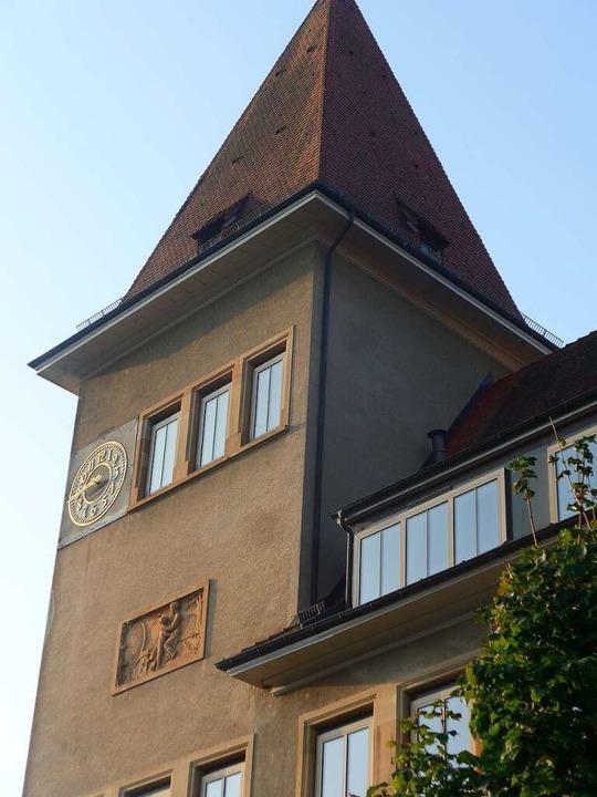 Das HTG in Lörrach  | Foto: Daniel Gramespacher