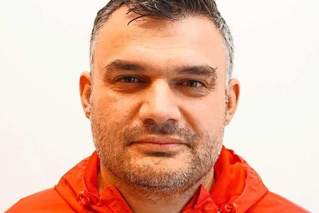 Wiesental-Coach Joachim Boos: