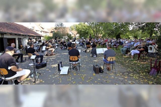 Konzert gegen den musikalischen Entzug