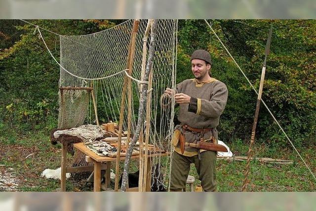 Handwerk und Alltag der Sueben im Alamannen-Museum