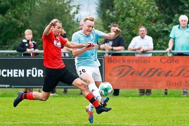 FC Bad Säckingen feiert 5:3-Derbysieg beim SV Obersäckingen