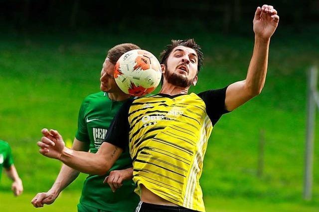 SV Eichsel rettet Heimsieg gegen den FC Hausen über die Zeit