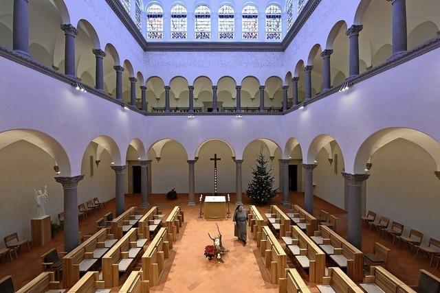 In St. Lioba wurde über die Bedeutung von Klöstern diskutiert