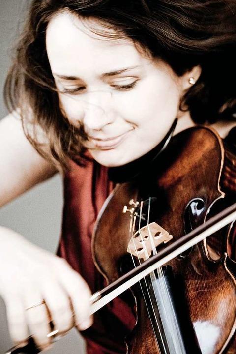 Patricia Kopatchinskaja  | Foto: Marco Borggreve