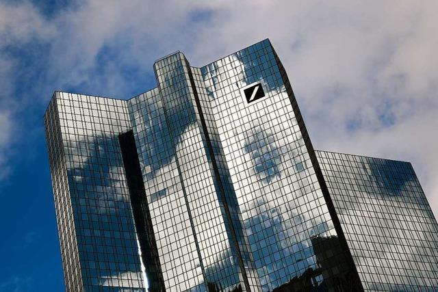 Auch deutsche Banken sollen von Geldwäsche profitiert haben