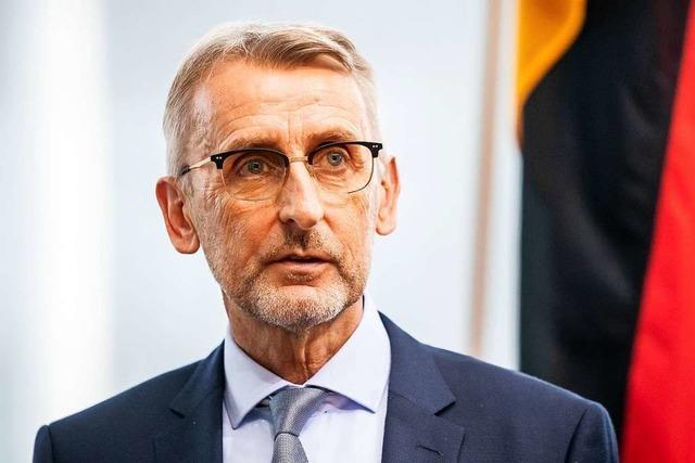 Seehofer bestätigt: Armin Schuster leitet bald das Amt für Bevölkerungsschutz