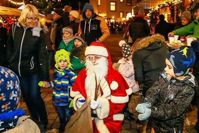 Kippenheim und Mahlberg sagen Weihnachtsmärkte ab