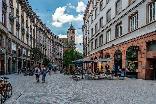Versammlungsbeschränkungen in Teilen Straßburgs und Umgebung – Ausbruch an Uni