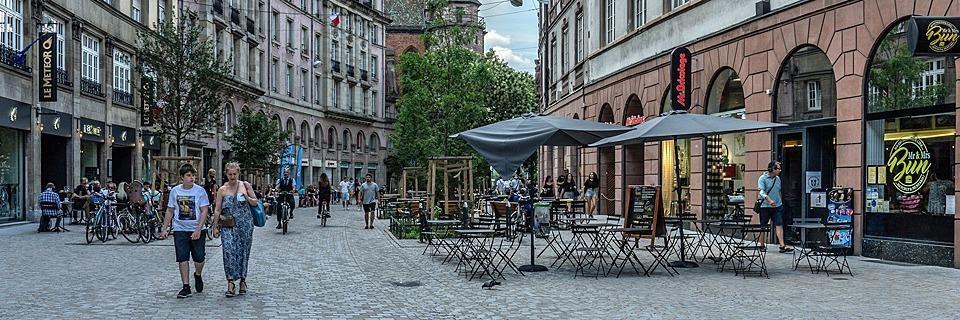 Versammlungsbeschränkungen in Teilen Straßburgs und Umgebung - Ausbruch an Uni