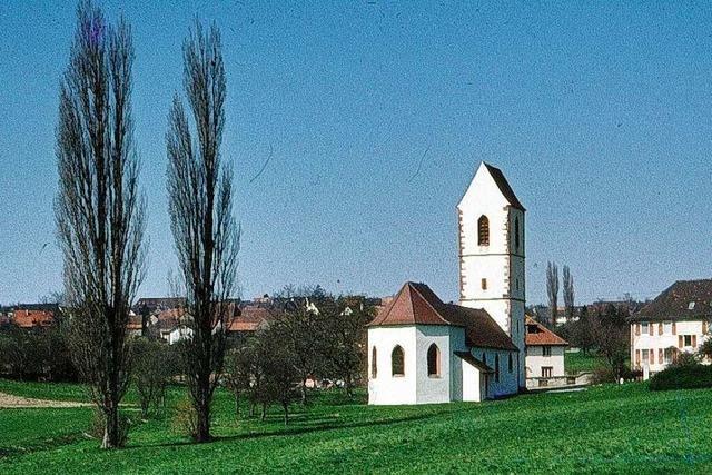 Von Rheinweiler nach Eimeldingen – mit zwei Dorfkirchen als Höhepunkt