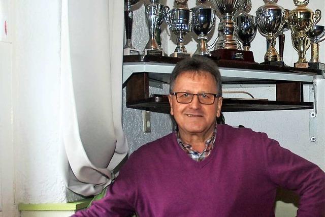 Walter Blum gibt 2021 nach 50 Jahren den Vorsitz ab