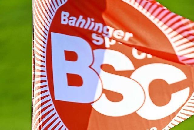 Coronavirus bremst Bahlinger SC