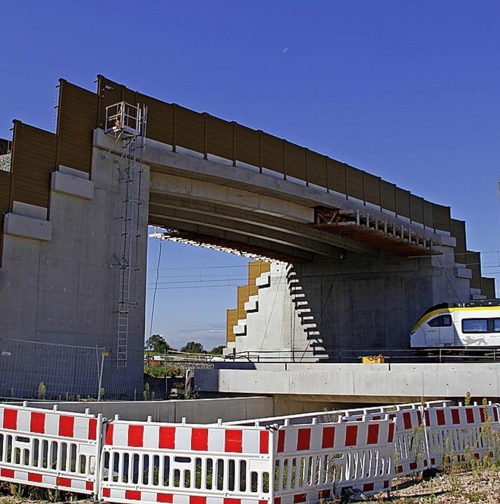 Fledermausbrücke bei Hügelheim  | Foto: Alexander Huber