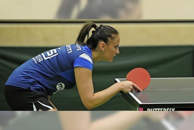 Nathalie Marchetti ziert die Spitze