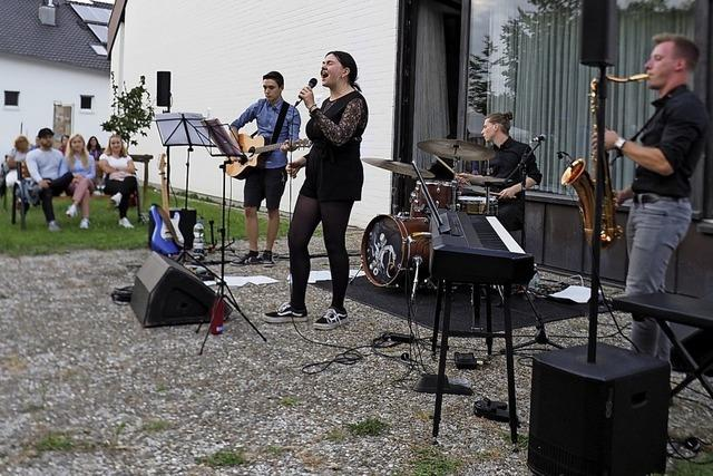 Beeindruckende Talente der regionalen Musikszene