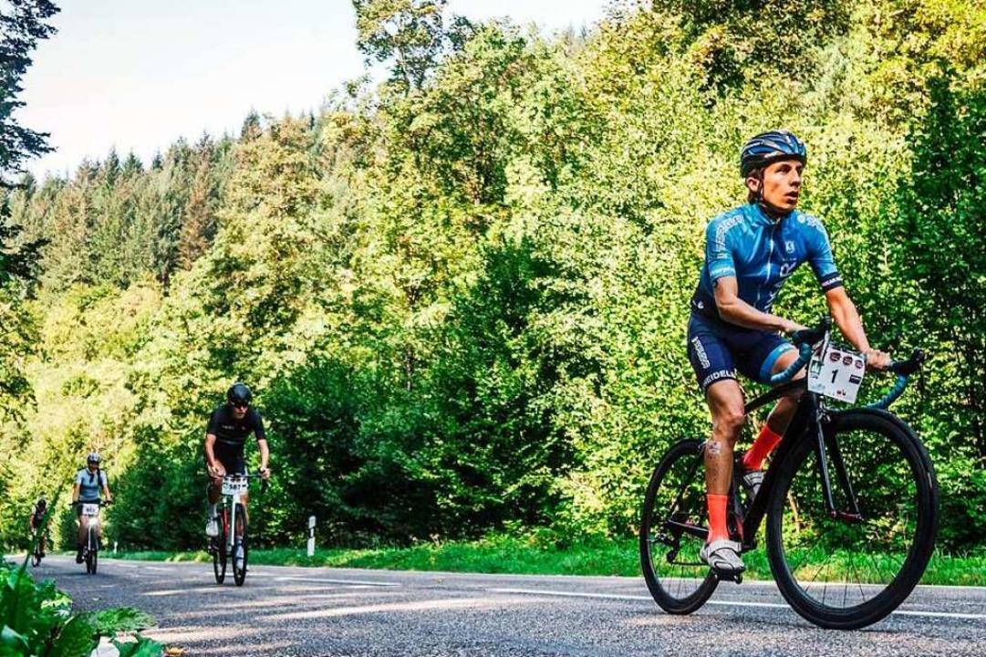 Rund 12 Kilometer lang ist die Strecke...hschnittlichen Steigung von 7 Prozent.  | Foto: Sportograf