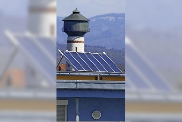 Experten informieren über Photovoltaik