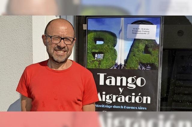 Über Tango und Migration