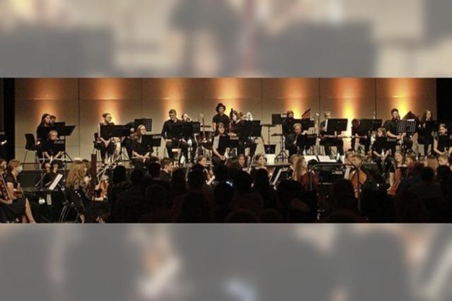 Mitreißende Sinfonik und Rhythmen