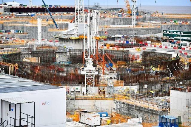 Subventionen für Atomkraftwerk sind rechtens