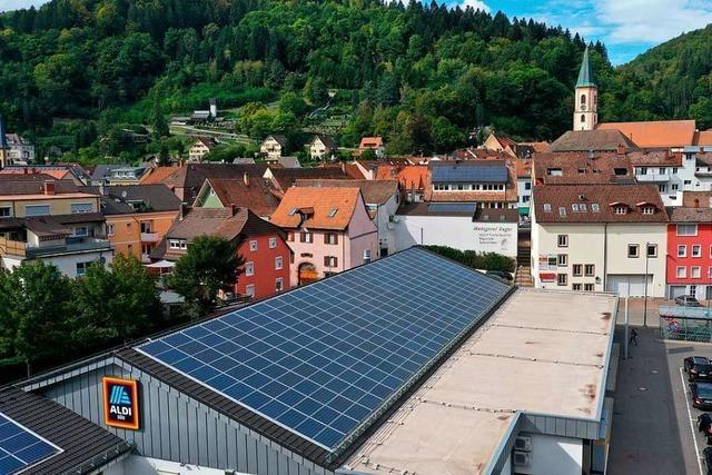In Zell gibt es Potential für mehr Photovoltaikanlagen auf kommunalen Gebäuden