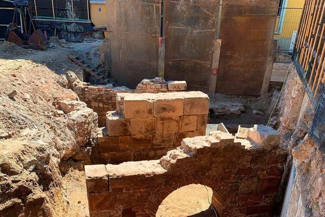 Barocke Festungsreste erhalten oder zuschütten: Der Gemeinderat entscheidet sich für einen Mittelweg