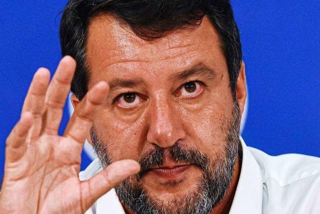 Die Italiener wählen das Ende des Rowdytums