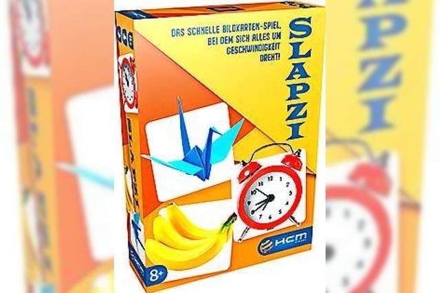 Slapzi – ein Spiel für Reaktionsschnelle