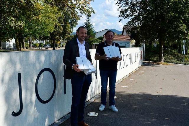 Johanniterschule Heitersheim bekommt 200 Tablets für Schüler
