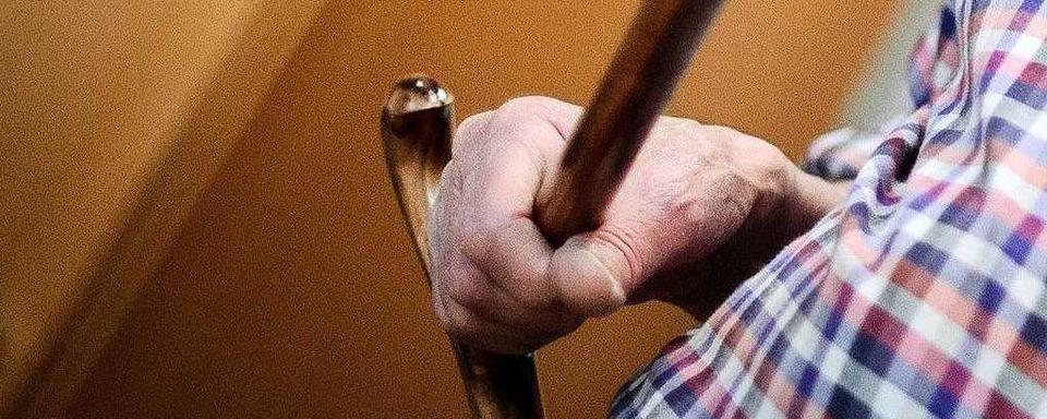 Betrunkener Senior bedroht Verkäuferin in Waldshut