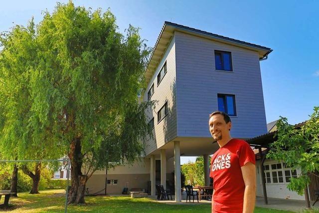Thomas Steiert geht nach 22 Jahren als Leiter des Jugendheims in Denzlingen in den Ruhestand