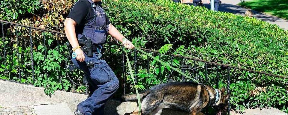 Polizei findet Drogenverstecke auf dem Stühlinger Kirchplatz