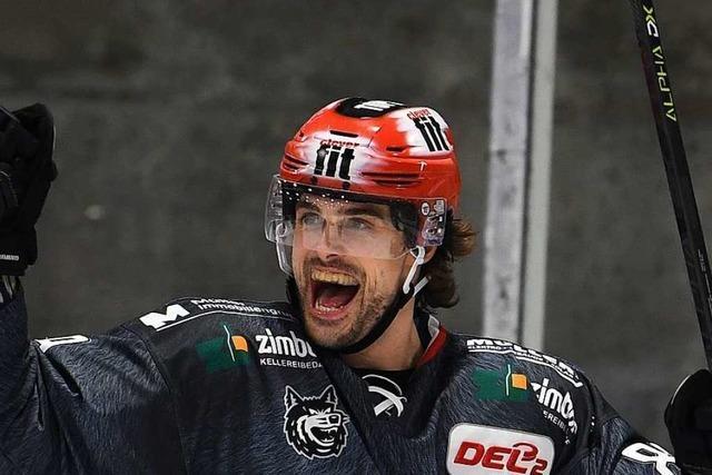 Luke Pither verlässt wegen Corona-Sorgen den EHC Freiburg
