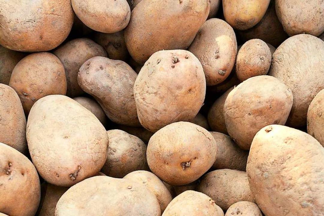 In Breisach ist etwa eine Tonne Kartoffeln (Symbolfoto) gestohlen worden  | Foto: Thomas Kunz