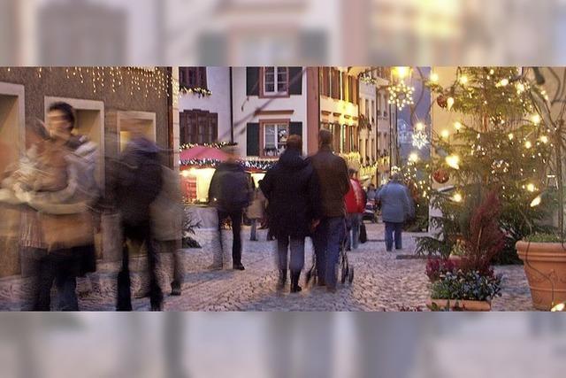 Altstadtweihnacht abgesagt
