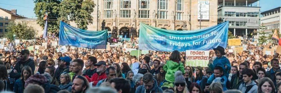 Fridays for Future kehrt mit Klimastreik am Freitag aus der Corona-Pause zurück
