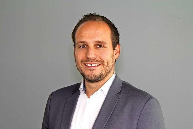 Felix Fischer will für die FDP für den Landtag kandidieren