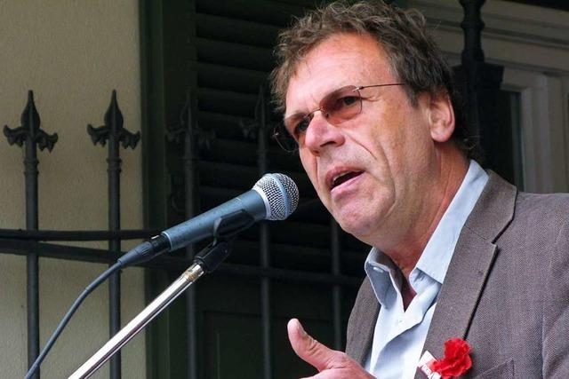 Politisches Kabarett mit Georg Schramm in Müllheim
