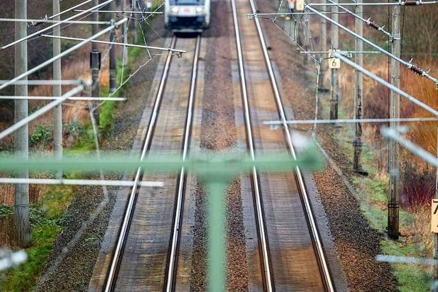 Heitersheim bezieht Stellung zu den Plänen der Bahn
