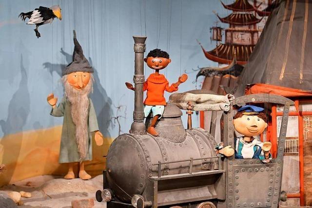 Die Marionetten, die die Nachkriegskindheit prägten