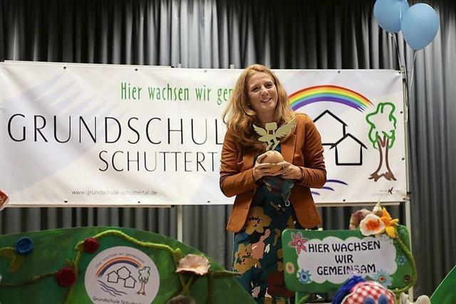 So freut sich die Grundschule Schuttertal über Platz zwei beim Deutschen Schulpreis